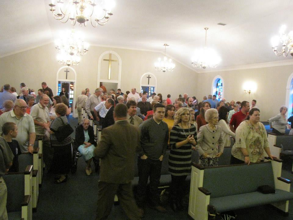 The Central United Baptist Church